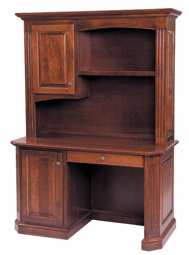 Buckingham Work Station With Optional Hutch Top From