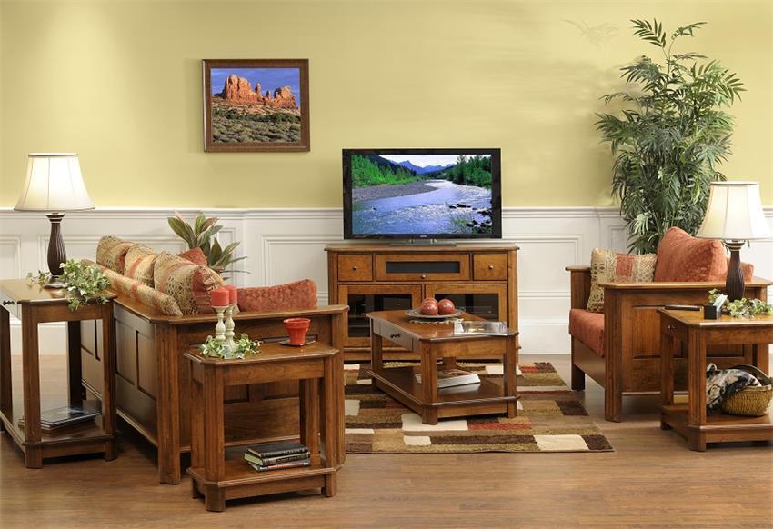 Amish Living Room Set