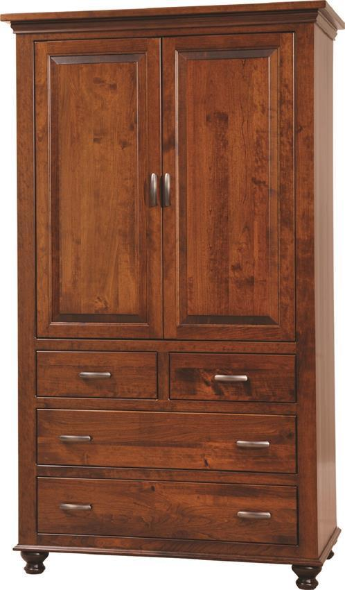 Sunbury Armoire From Dutchcrafters Amish Furniture