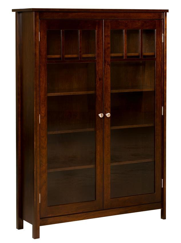 Amish Mission Single Bookcase