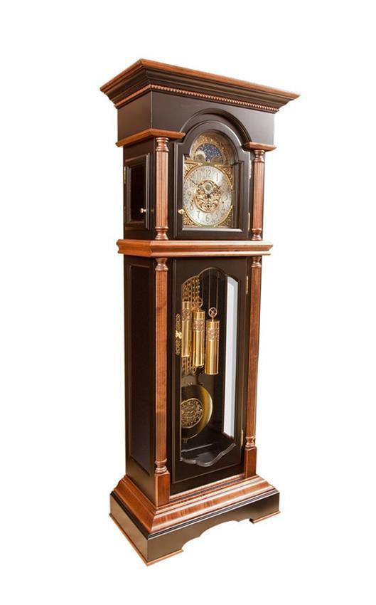 Amish Conestoga Grandfather Clock From Dutchcrafters