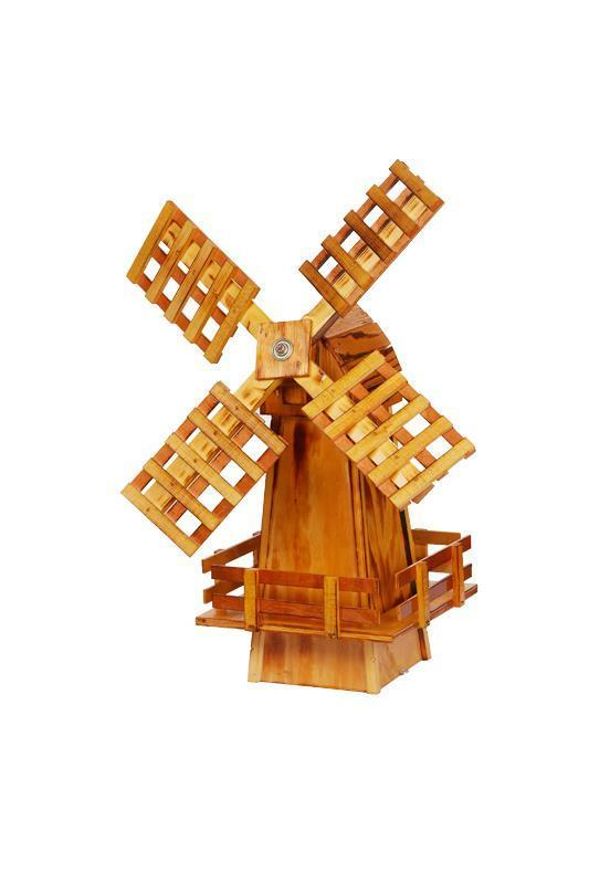 Small Dutch Wooden Windmill By Dutchcrafters Amish Furniture