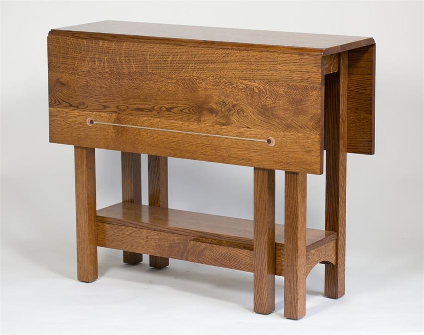 renwick gateleg dining table from dutchcrafters amish furniture