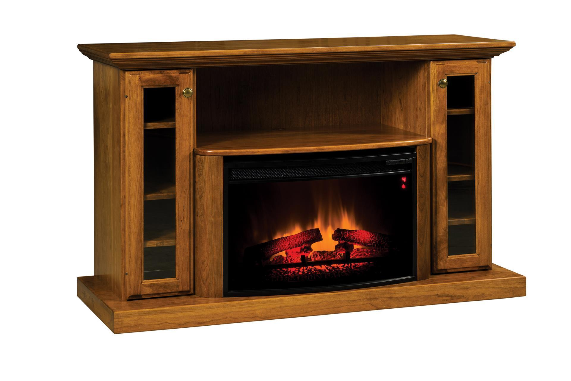 Elizabethtown Classic 54 Quot Fireplace Tv Stand From
