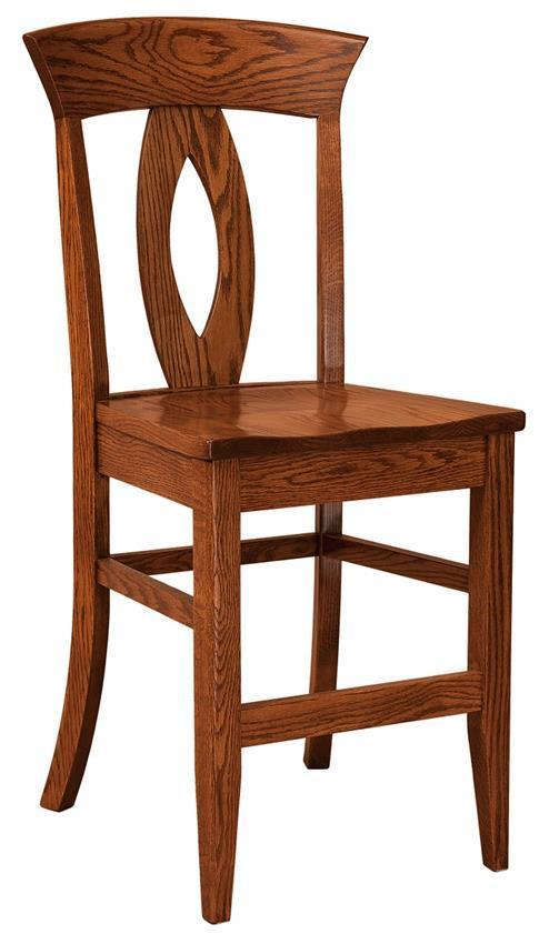 Brookfield Bar Stool From Dutchcrafters Amish Furniture