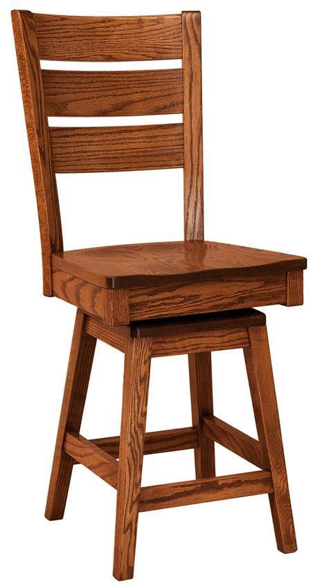 Savannah Bar Stool From Dutchcrafters Amish Furniture