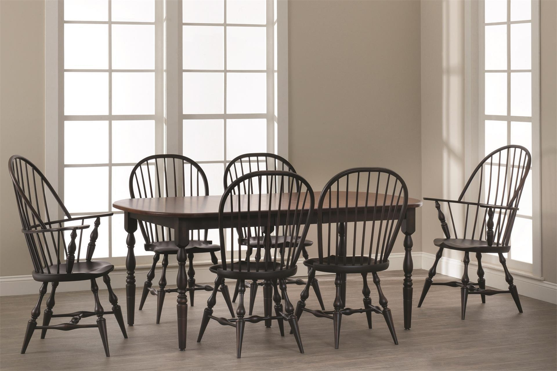 Windsor Dining Chair From Dutchcrafters Amish Furniture