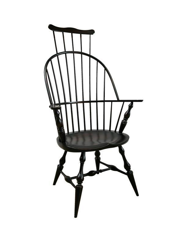 Comb Back Windsor Chair From Dutchcrafters Amish Furniture
