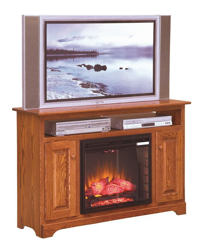 Islington 51 Electric Fireplace Tv Stand From Dutchcrafters Amish
