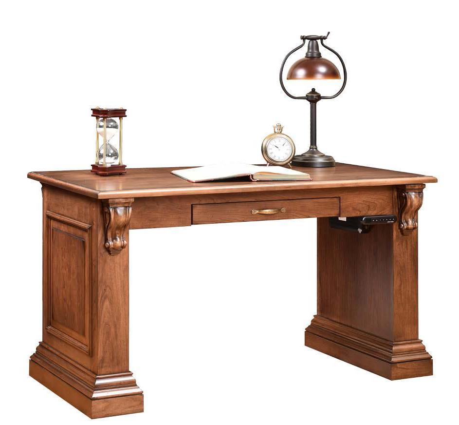 Bradford Stand Up Writing Desk From