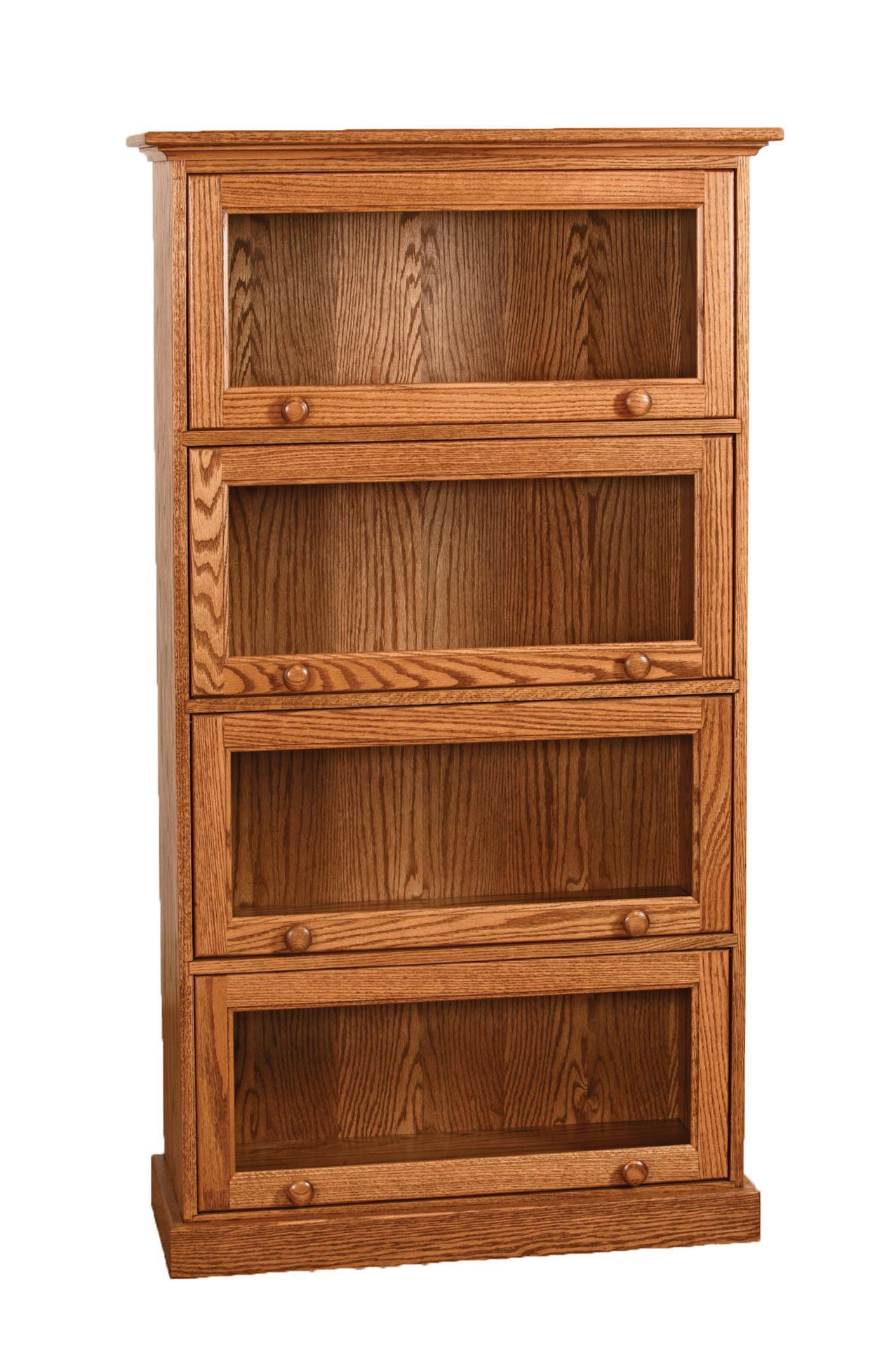 Vintage Barrister Bookcase From Dutchcrafters Amish Furniture