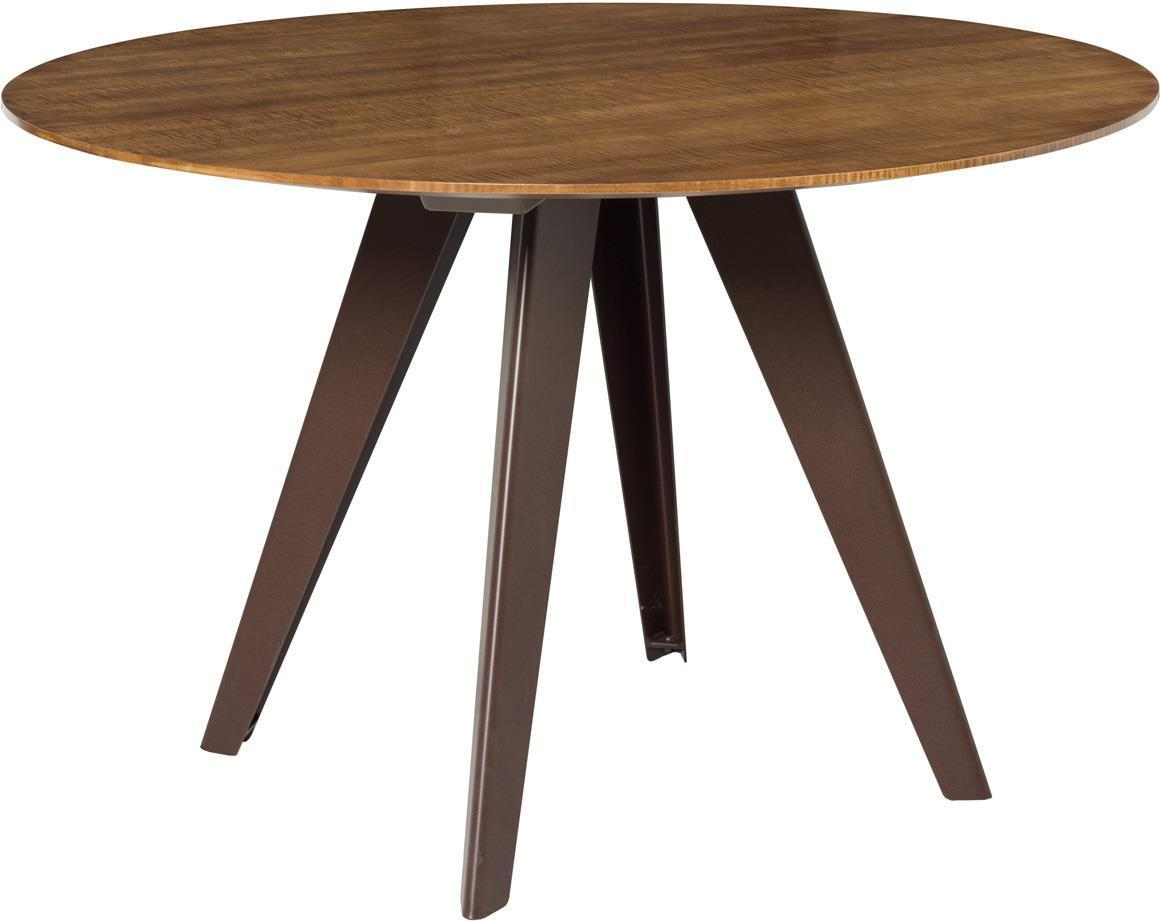 Oslo Round Dining Table From Dutchcrafters Amish Furniture