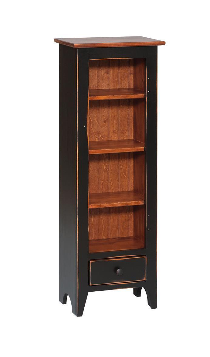 Solid Pine Wood Chimney Cupboard From Dutchcrafters Amish