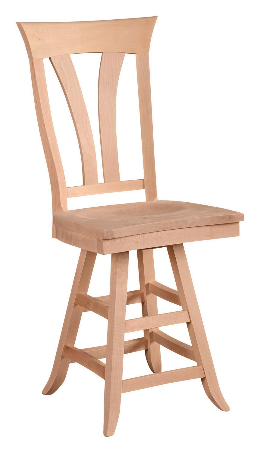 Clifton Bar Stool From Dutchcrafters Amish Furniture