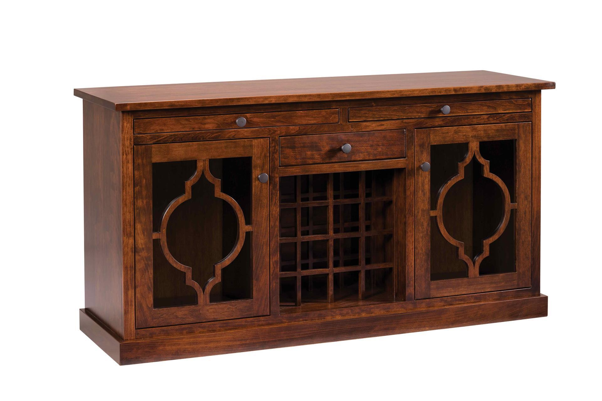 Amish Bellamy Wine Cabinet From Dutchcrafters Amish Furniture