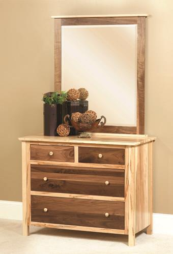 cornwell small dresser with optional mirror from