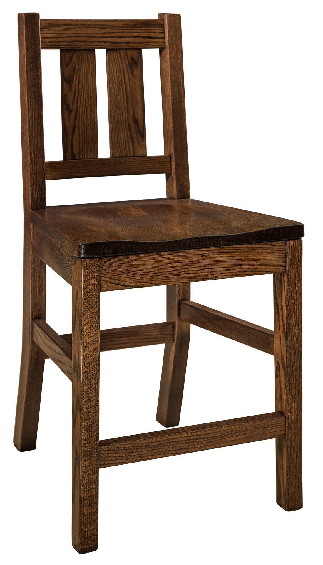 Awe Inspiring Amish Knoxville Bar Stool Beatyapartments Chair Design Images Beatyapartmentscom