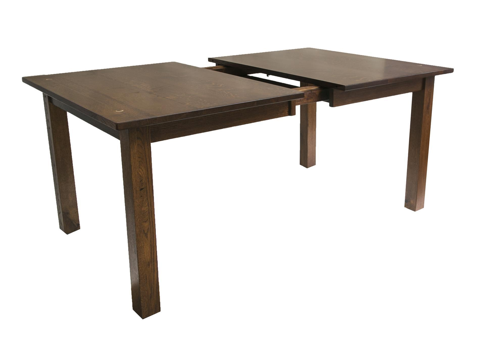 Amish Renwick Dining Table With Two Leaves