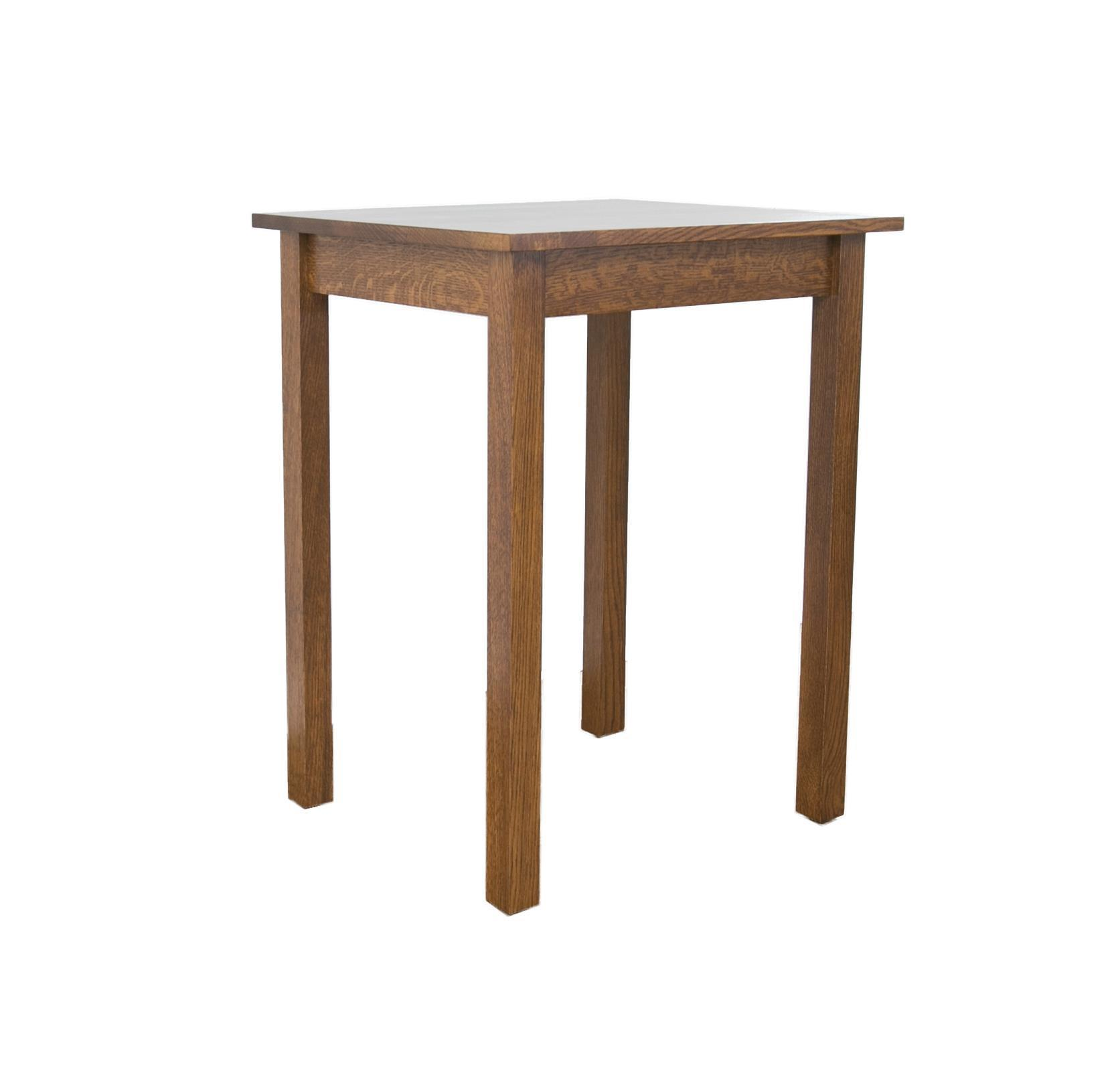 Renwick Corner Table From DutchCrafters Amish Furniture