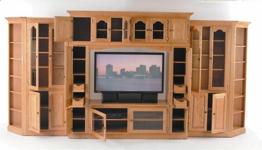 Entertainment Center From Dutchcrafters