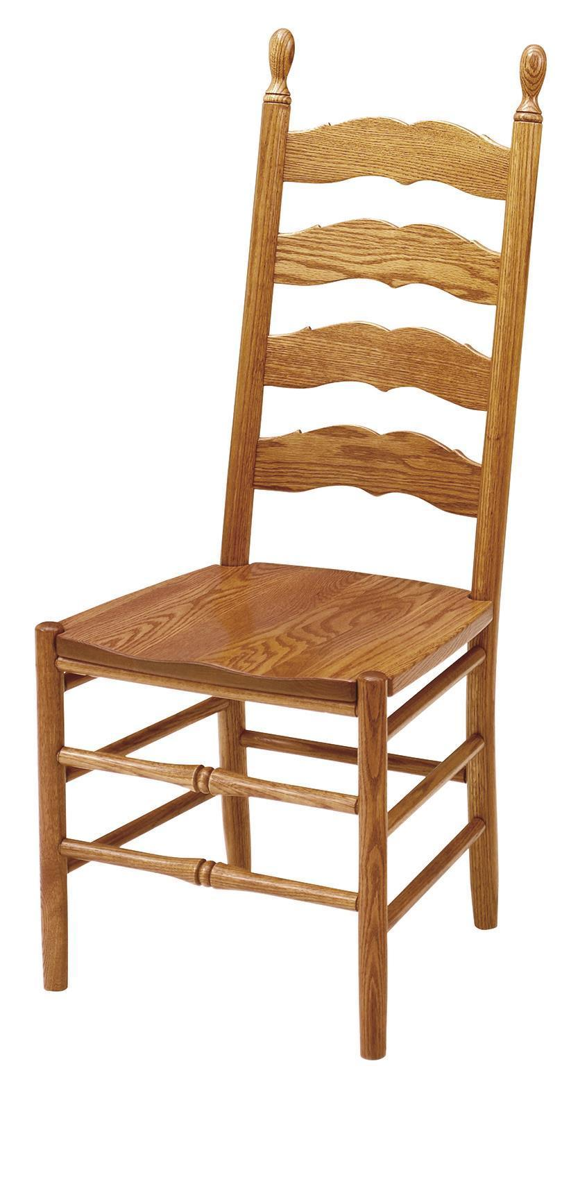 Shaker Ladderback Dining Room Chair from DutchCrafters ...