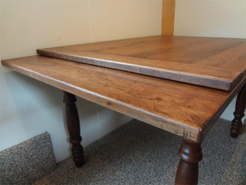 Miraculous Amish Bedford Stowleaf Table Keystone Collection Interior Design Ideas Gentotthenellocom