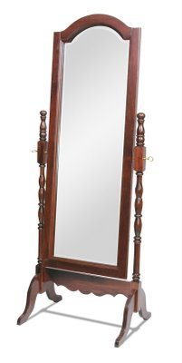 Handcrafted Amish Made Floor Mirrors And Cheval Mirrors