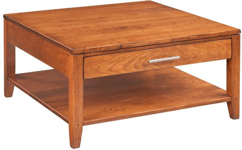 Keystone Collections Metro Square Coffee Table From