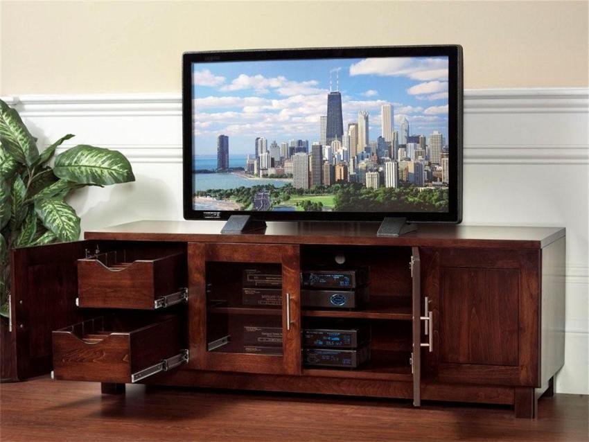 Urban Flat Screen Tv Stand From