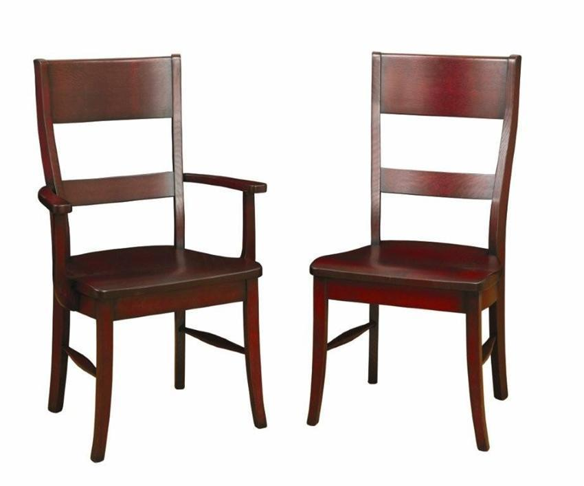Incredible Columbus Dining Chair From Dutchcrafters Amish Furniture Cjindustries Chair Design For Home Cjindustriesco