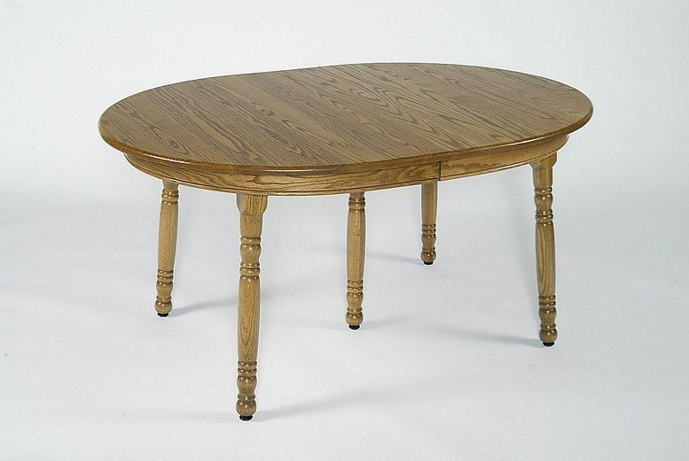 Oval Farm Table From Dutchcrafters Amish Furniture