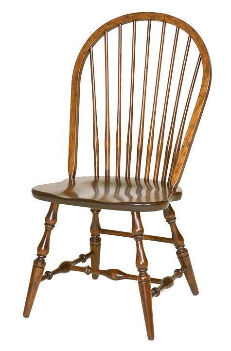 New England Windsor Chair By Dutchcrafters Amish Furniture