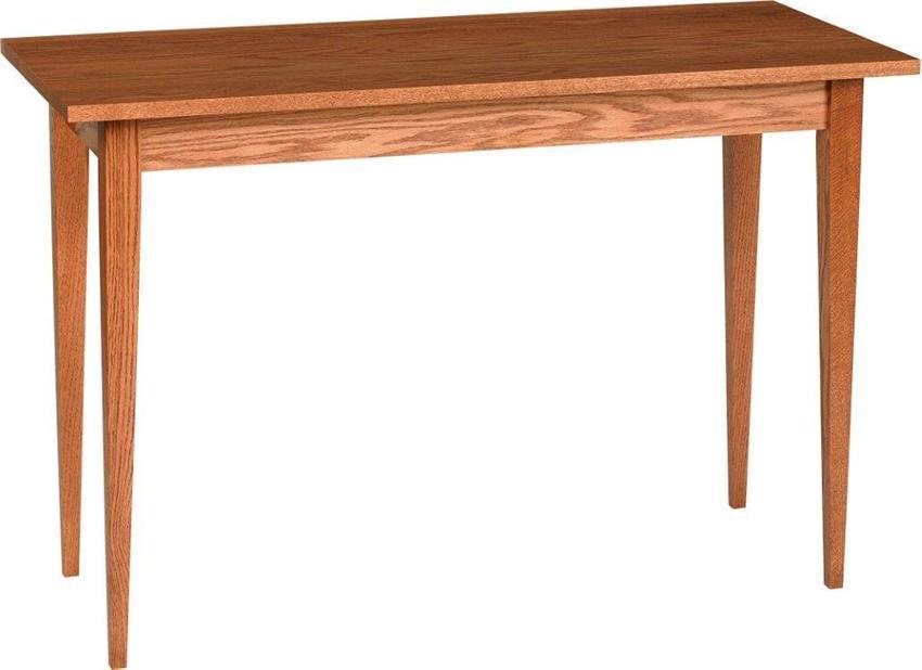 Amish Classic Shaker Sofa Table