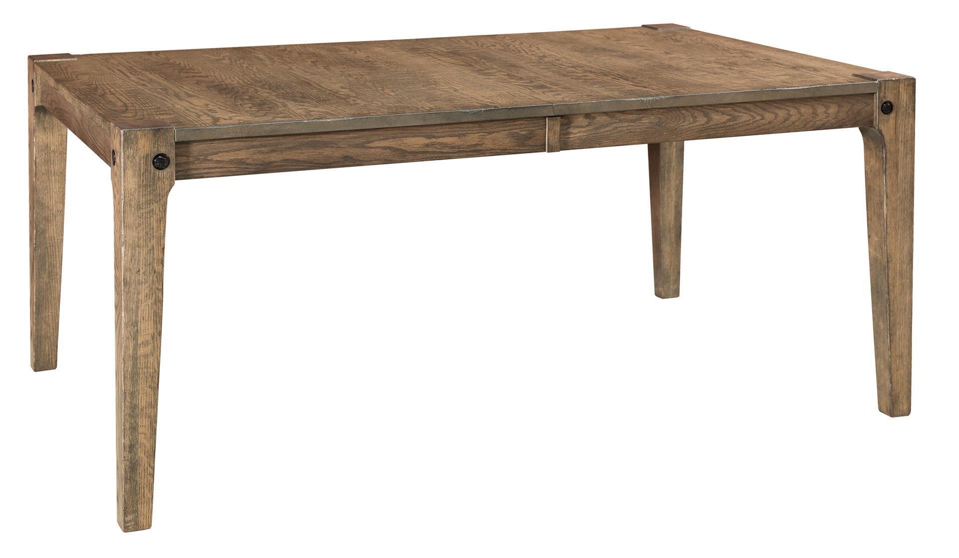 Durango Leg Dining Table From