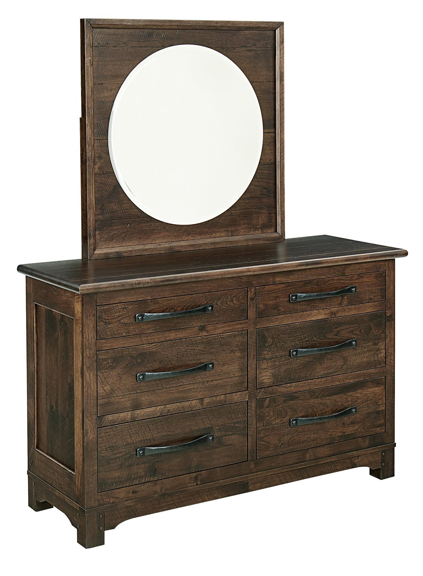 Charlotte Six Drawer Dresser From Dutchcrafters Amish Furniture