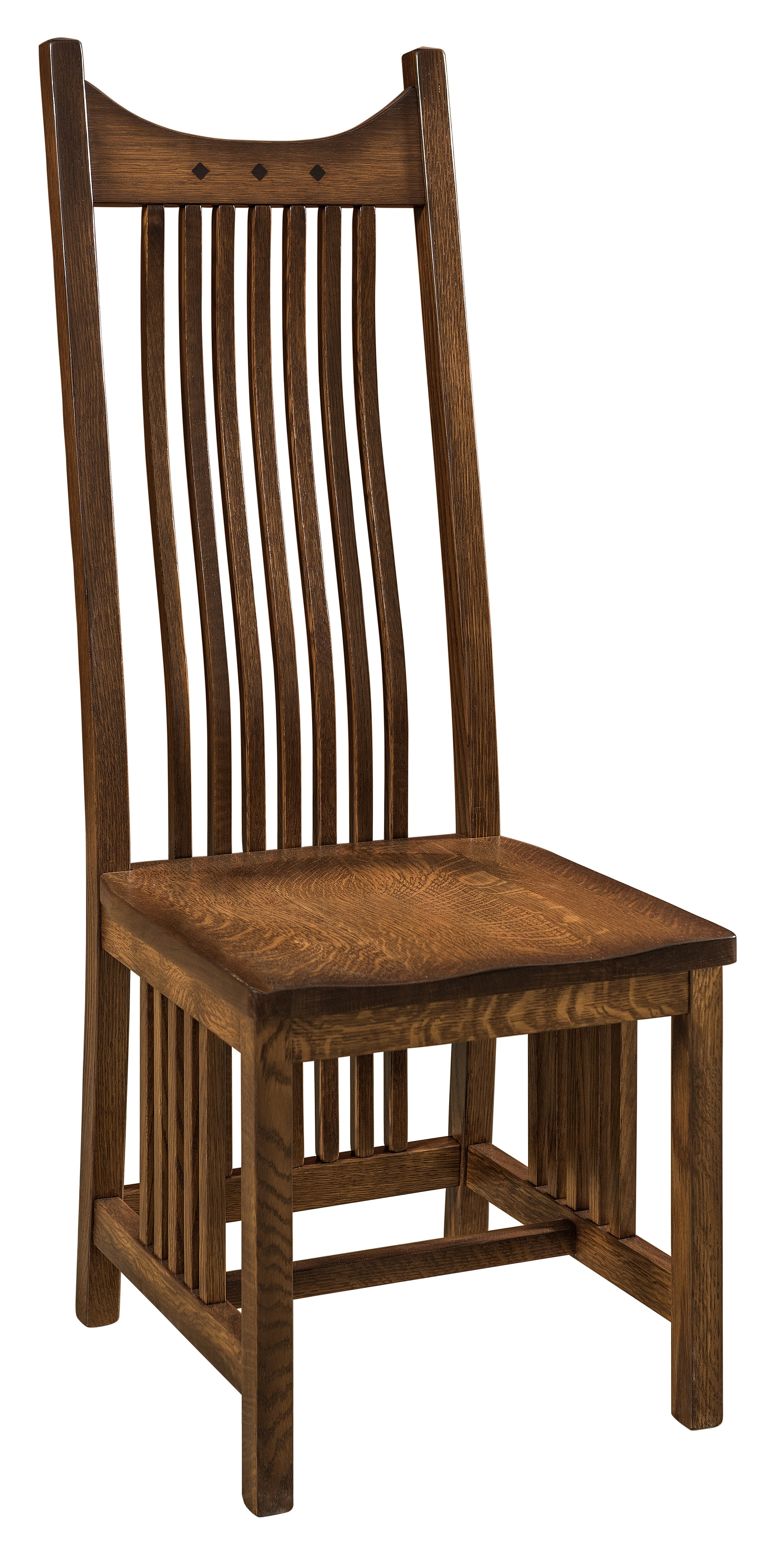 Royal Mission Chair From Dutchcrafters Amish Furniture
