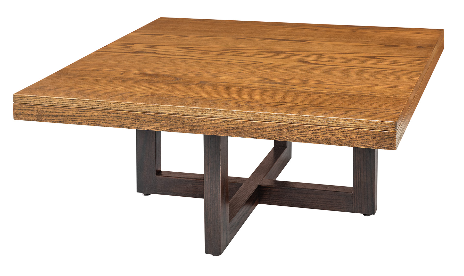 Picture of: Xcell Square Coffee Table From Dutchcrafters Amish Furniture