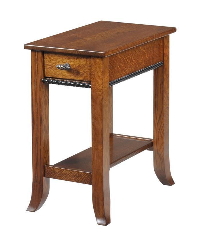 Cranberry Small End Table From Dutchcrafters Amish Furniture