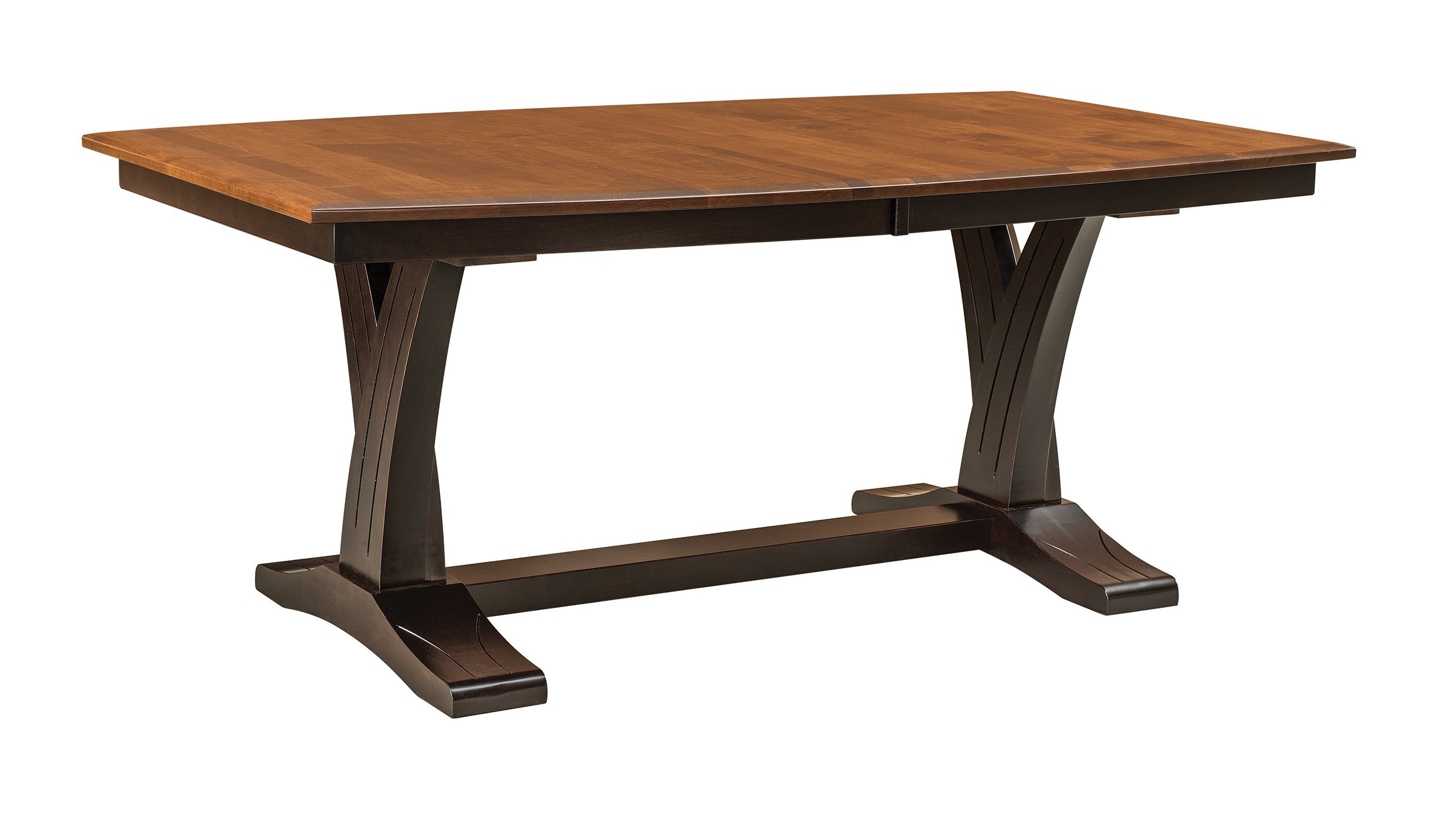 Wooden Trestle Dining Table Dining Room Ideas